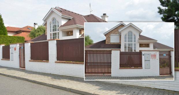 Vladimír Růžička prodal svůj barák za 15 milionů korun.