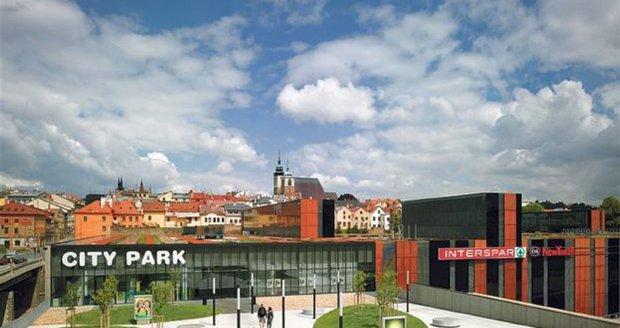 City Park Jihlava