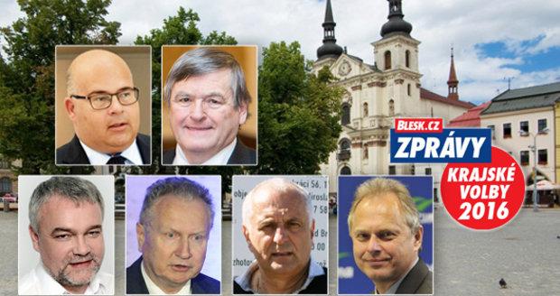 O problémech Vysočiny bude mluvit šestice kandidátů.
