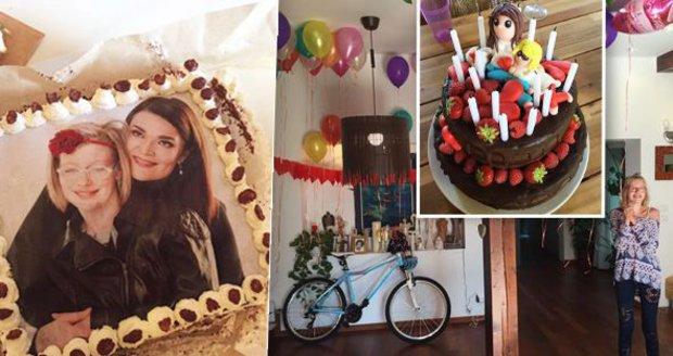 oslava 15 narozenin Dcera Mahuleny Bočanové už je slečna: Takhle slavila své 15  oslava 15 narozenin