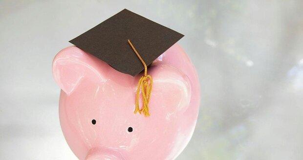 Studentský život se může rychle prodražit. Poradíme vám, jak ušetřit