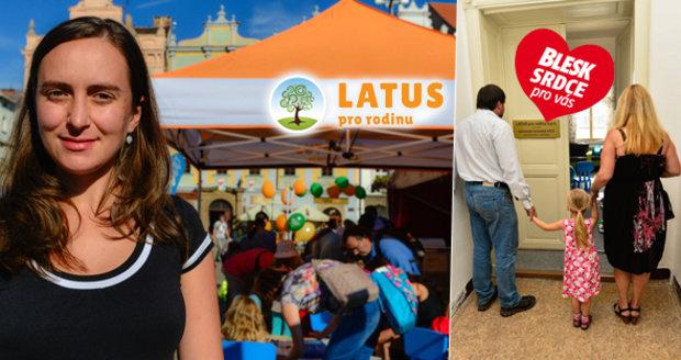 Společnost Latus pomáhá lidem s pěstounskou péčí.