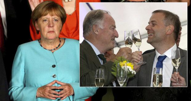 Téměř pětina Němců by nyní volila protiimigrační AfD, ukázal průzkum