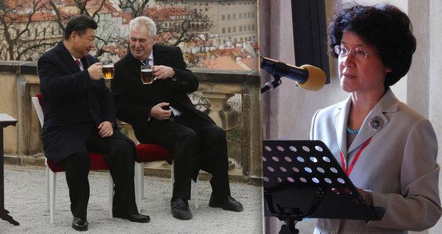 """""""Češi, jste pro nás důležití."""" Číňané v Praze křísili Hedvábnou stezku"""