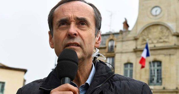 """Starosta se opřel do muslimů: """"Tolerance má svou mez. Francouzi jsou jen bílí"""""""