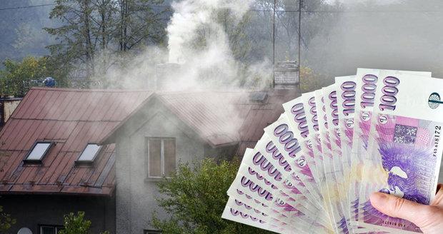 Na jižní Moravě dostanou dalších 136 milionů kotlíkové dotace.