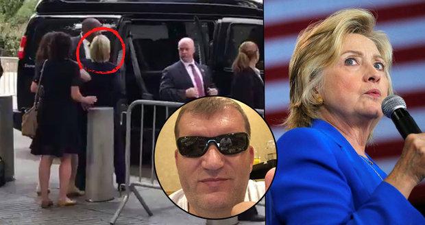 Čech točil kolaps Clintonové: Netušil, co to způsobí, a dostal 26 tisíc zpráv