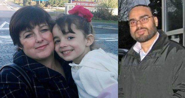 Muslim zavraždil svou malou dcerku (†7): Křesťanská matka se s ním rozváděla a zavrhla islám