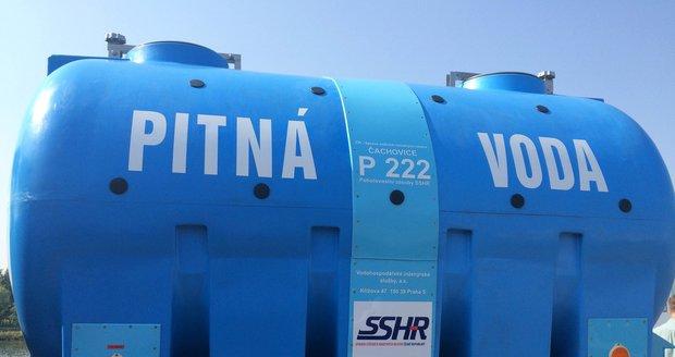 Problémy s dostupností pitné vody budou tento týden v Libni, na Proseku a ve Vysočanech (ilustrační foto).