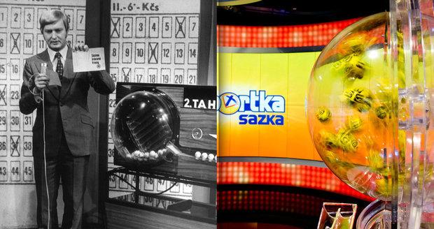 Sazka slaví 60 let: Za posledních 16 let »vyrobila« 1500 milionářů! Kolik dostal první šťastlivec?