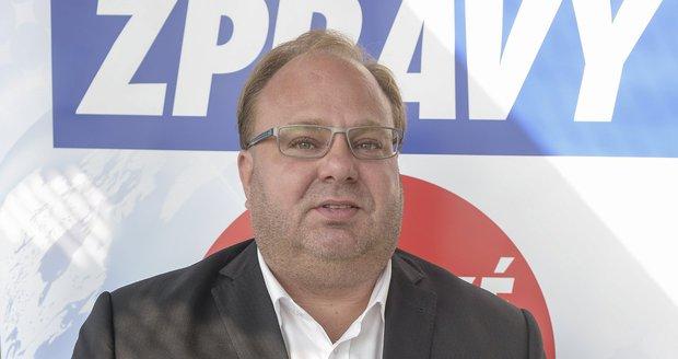 """Hejtman Novák z ČSSD promluvil o svém vztahu k """"ostravskému Janouškovi"""""""
