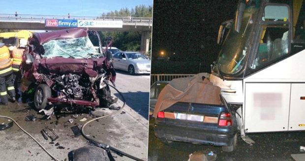 Děsivá paralela: Jeden rok, dvě nehody jen pár kilometrů od sebe a deset mrtvých cizinců