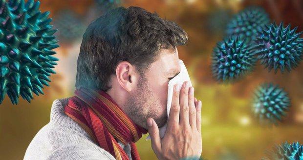 I na podzim na vás číhají alergie