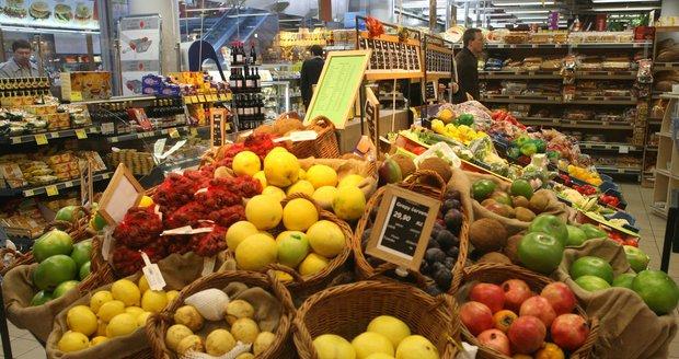 Ročně sníme 166 kilo ovoce a zeleniny. Polovina Čechů si ho nedá pravidelně