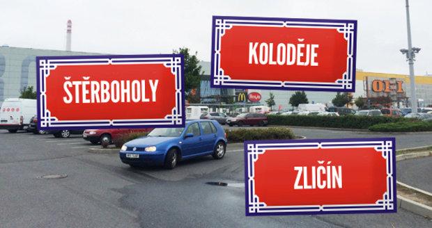 Zjistěte, jak vznikly názvy pražských městských částí.