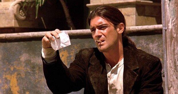 Antonio Banderas ve filmu Desperado (1995)