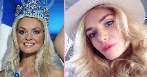 Taťáně Kuchařové bylo 18 let, když se stala Miss World