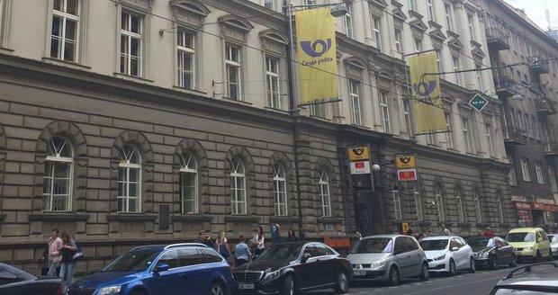Hlavní pošta v Praze slaví 15 let od poslední rozsáhlé rekonstrukce.