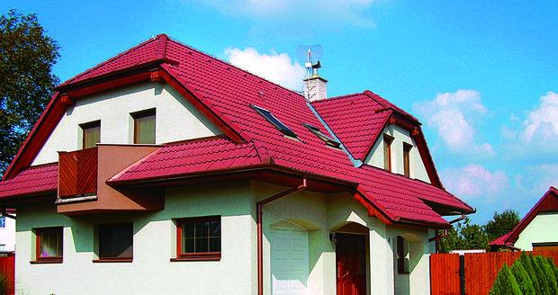Hromosvod ochrání i rodinný dům před případným nebezpečím.