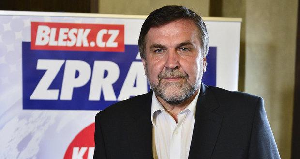 Josef Vacek (KDU-ČSL) kandiduje jako lídr koalice Spolu pro kraj (KDU-ČSL, SZ, SNK-ED).