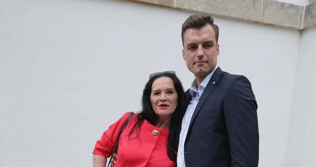 Hana Gregorová a Ondřej Koptík se prý milují.