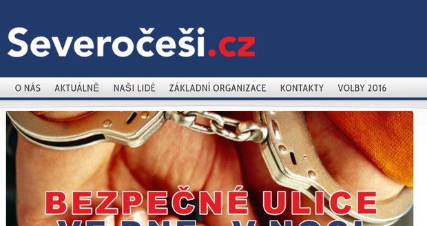 Hnutí Severočeši.cz definitivně vypadlo z letošních krajských voleb. Krajský soud zamítl jejich žalobu proti krajskému úřadu Ústeckého kraje.