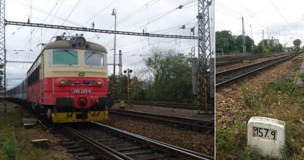 Strojvůdce neunesl tíhu své viny: Projel na červenou a skočil pod vlak