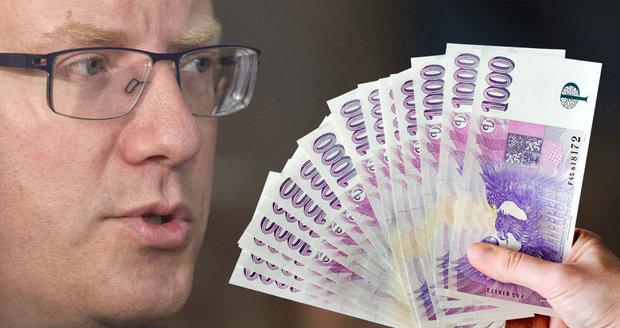 Nařízení vlády o minimální mzdě v roce 2018 - Tabulka podle profesí