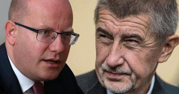 """Babiš odpověděl Sobotkovi: """"Finančák"""" mi dluhopisy kontrolovat nebude"""