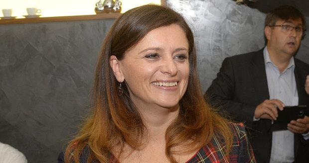 Jermanová vyhrála bitvu o hejtmanské křeslo, povede Středočeský kraj