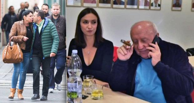 Felix propadl u voličů, Dáda tokala s milencem: Slováčka utěšovala milenka!