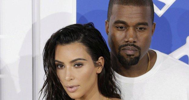 Kim Kardashian a Kayne West