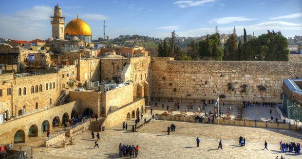 """""""Antisemitské a nenávistné."""" Poslance pobouřila rezoluce UNESCO k Jeruzalému"""