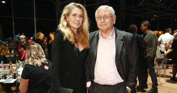 Olga a Jiří Menzelovi