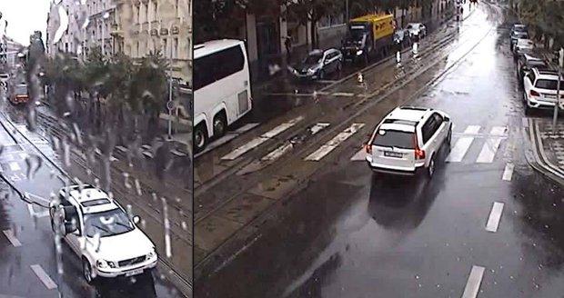 Řidič srazil školačku a od nehody ujel, policie po něm pátrá.