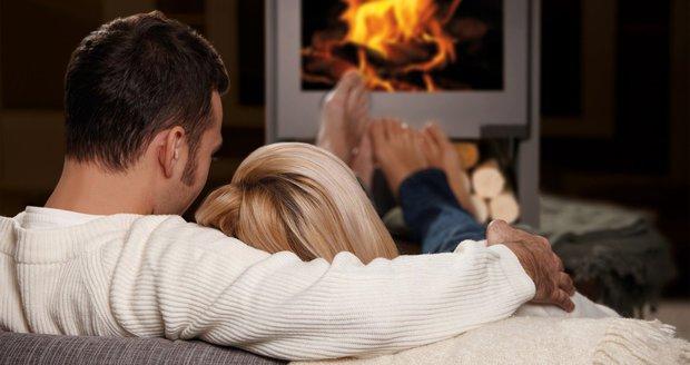 Krbová kamna přinášejí krásné a levné teplo do obýváku: Podzimní splín sežehne plamen