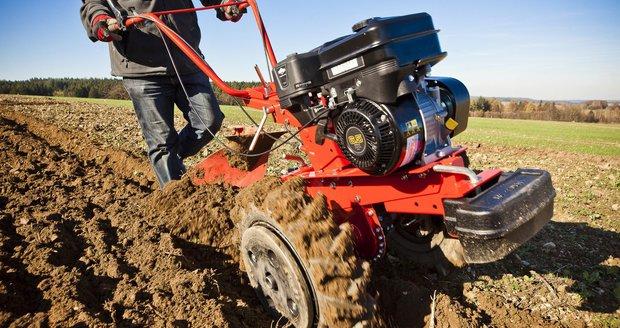 Orba a příprava půdy
