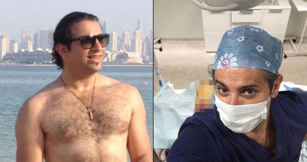 Zvrhlý chirurg, který se fotil s nahými pacientkami v narkóze: Pár kroků bylo mimo