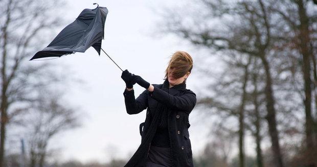 Česko čeká další deštivý týden.