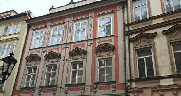 Budova Karlovy univerzity