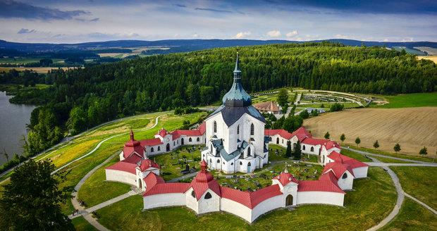Kostel na Zelené hoře