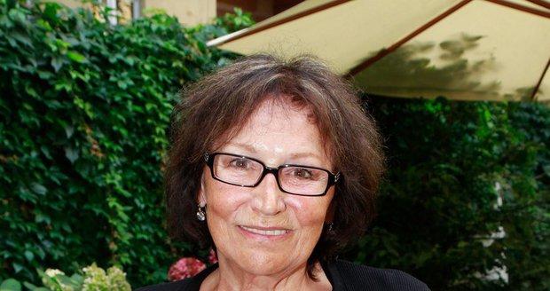 Marta Kubišová v roce 2012