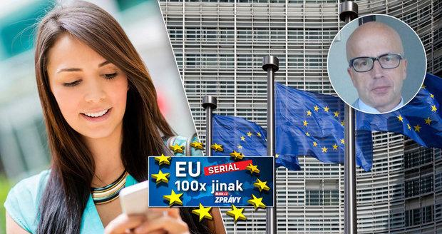"""Lobbisté v Bruselu: Sabotáž bezplatného roamingu i """"machrování"""" u eurokomisařů"""