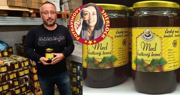 Závadný med se prodává dál? Nabízí ho na internetu!