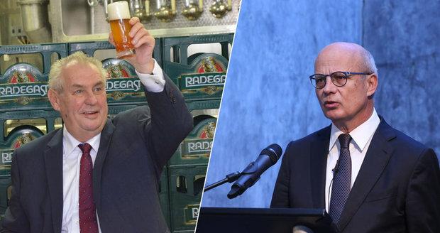 Zeman, Horáček a spol. se dočkali. Senát kývl pravidlům volby nového prezidenta