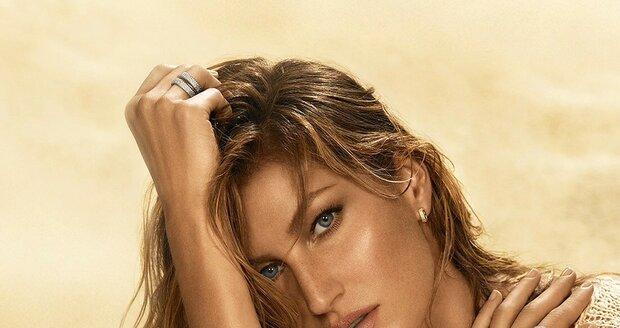 Gisele Bündchen představuje novou kolekci šperků brazilské značky Vivara.