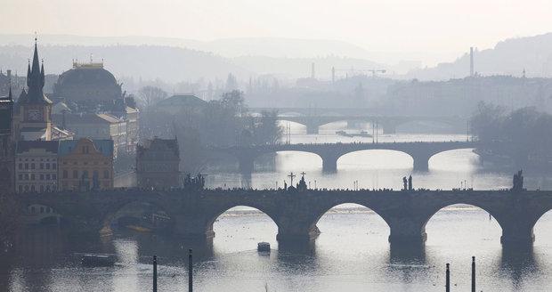 Teple se oblečte. V Praze přituhne...