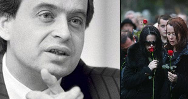 Československého poslance střelili do srdce: Pachatel stále neznámý, dcera žádá spravedlnost!