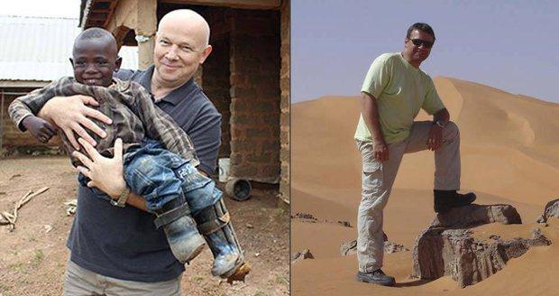 Diplomaté vozí vězněnému Čechovi do Súdánu léky. A co případ kuchaře v Libyi?