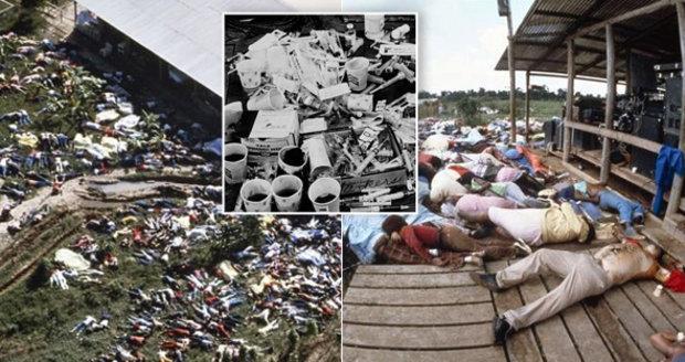 918 mrtvol uprostřed džungle: Uplynulo 38 let od masové sebevraždy sekty Chrámu lidu